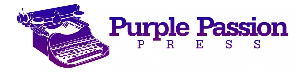 logo: Purple Passion Press